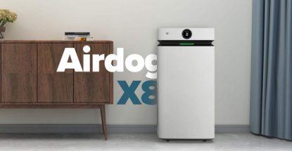 Prezentacja nowego urządzenia – Airdog X8