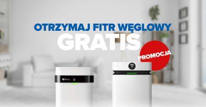 Promocja! Filtr węglowy GRATIS