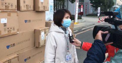 Airdog w walce z wirusem z Wuhan