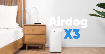 Prezentacja nowego urządzenia – Airdog X3